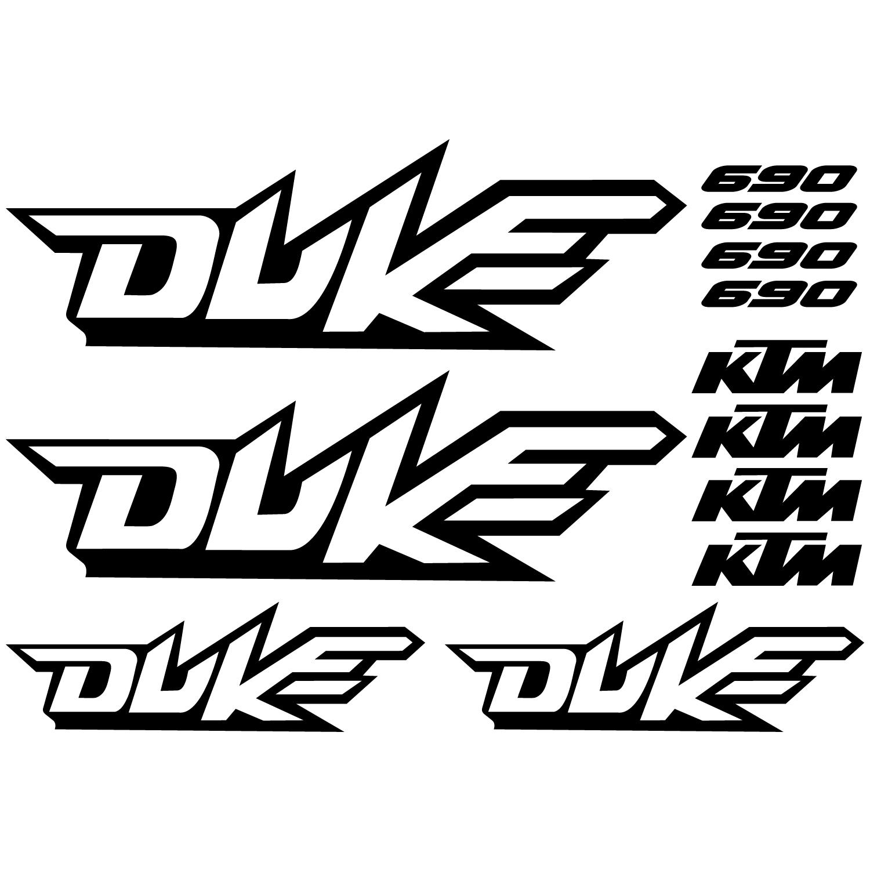 Adesivi Follia Kit Adesivo Ktm 690 Duke