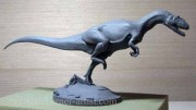 Allosaurus fragilis in Super Sculpey