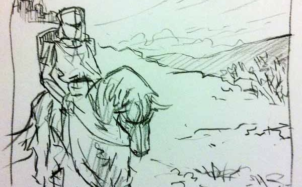 Getting physical: Gawain panels and style