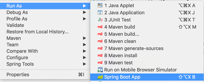 How to create spring boot application step by step a developer diary how to create spring boot application step by step adeveloperdiary ccuart Choice Image