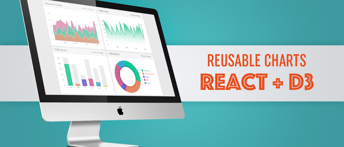 How to create reusable charts with React and D3 Part1