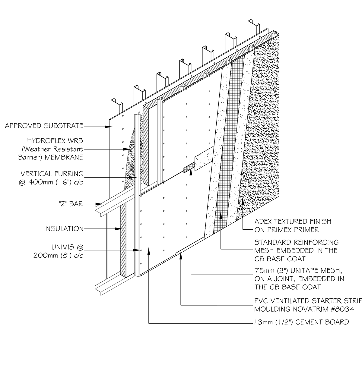 Adex Cb En 1a Panels Installation