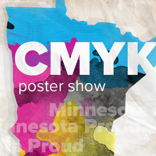 CMKY Poster Show 2017