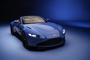 Aston Martin finally reveal drop-top Vantage