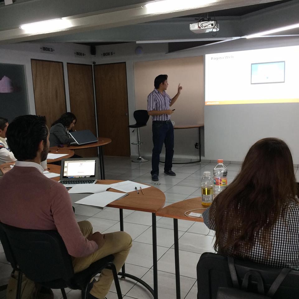 Curso de Marketing Digital para Empresarios y Emprendedores en Puebla 7