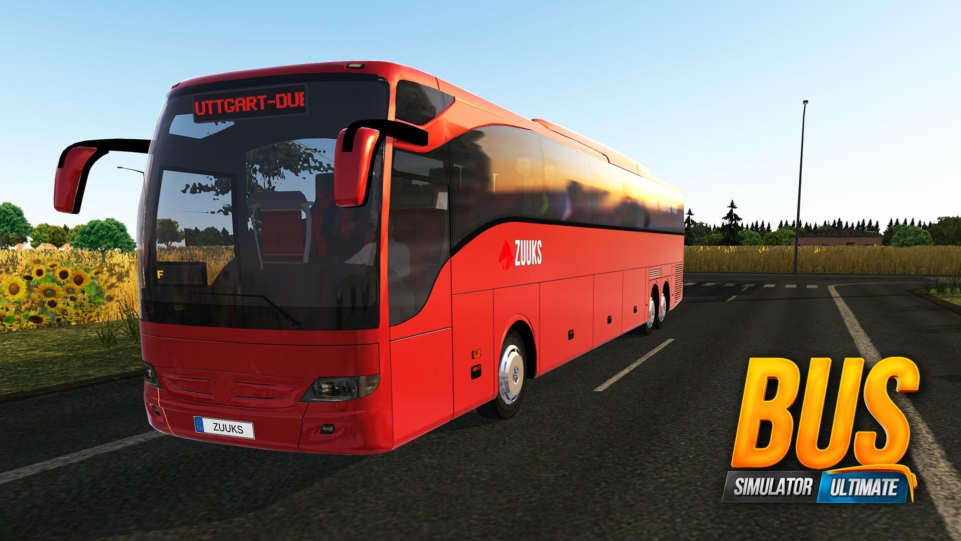 Bus Simulator: Ultimate – Atualização traz Novo Ônibus, Novos terminais e muito mais! (Download)