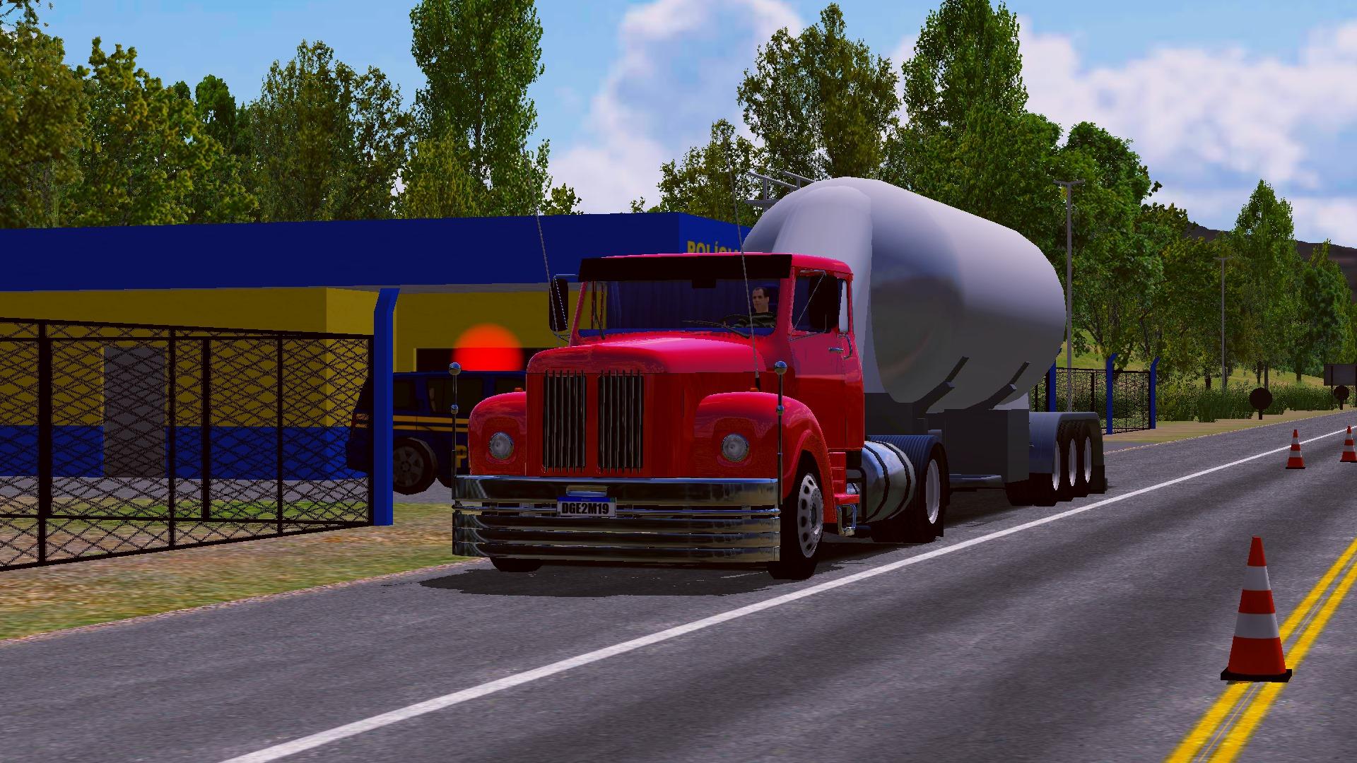 Atualização do World Truck Driving muito próxima de ser lançada, e mais um novo caminhão é anunciado!