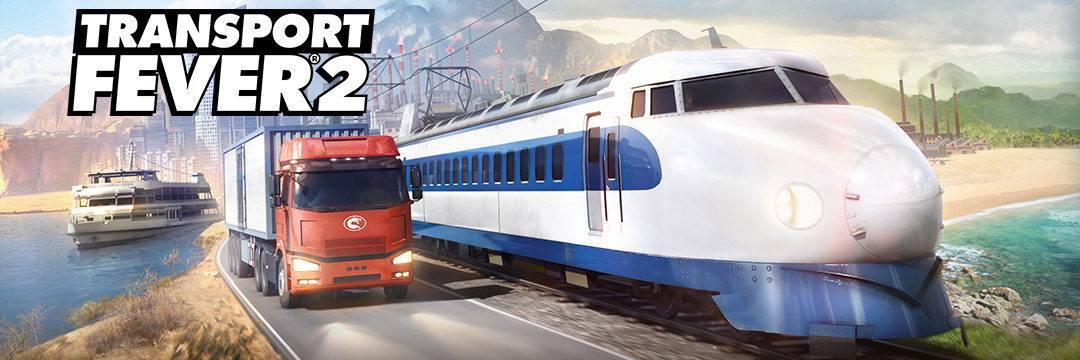 Transport Fever 2 é lançado para computador na Steam