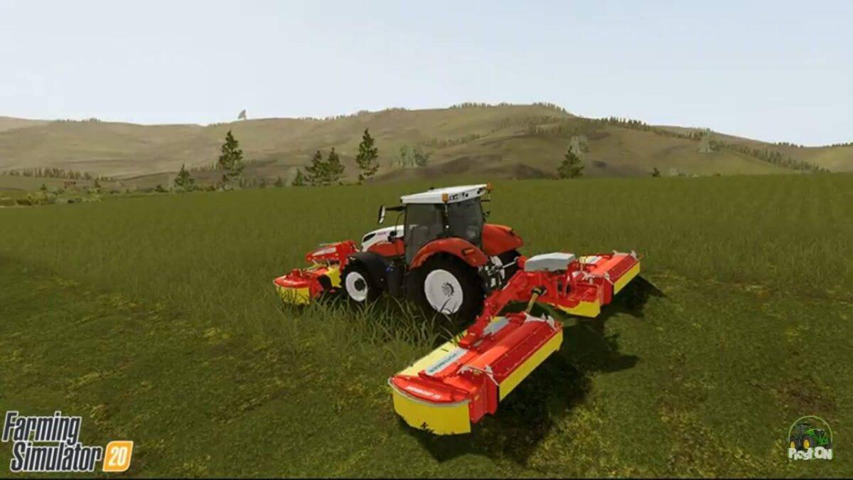 Farming Simulator 20: Novas imagens incríveis do jogo