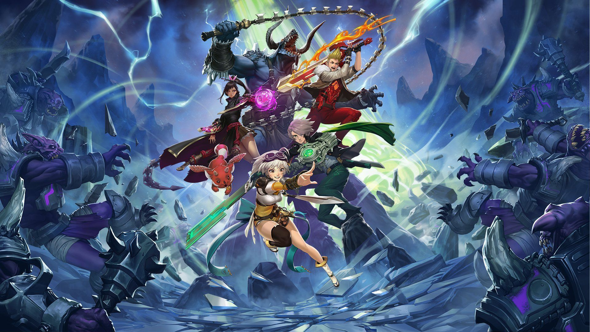 Battle Breakers, novo RPG da Epic Games é removido do Google Play, entenda!