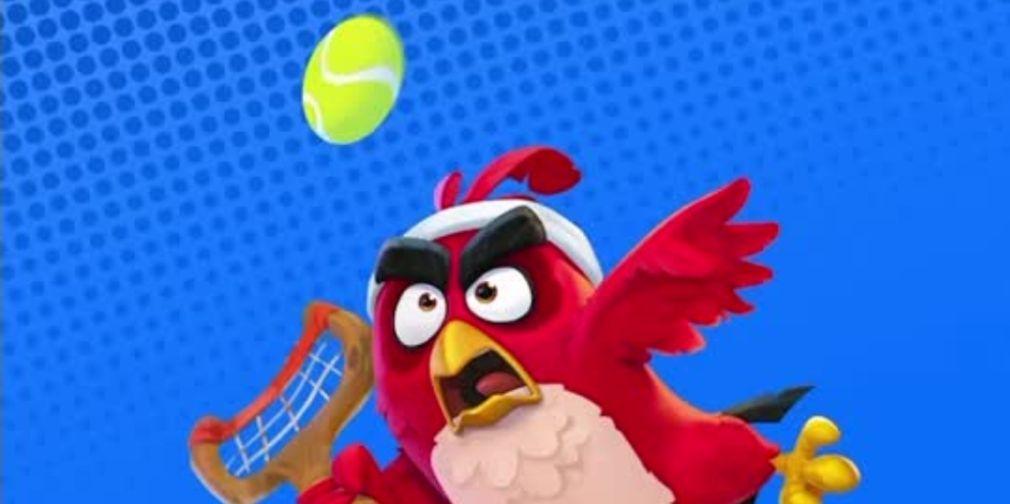 Angry Birds Tennis é lançado para iOS em acesso antecipado