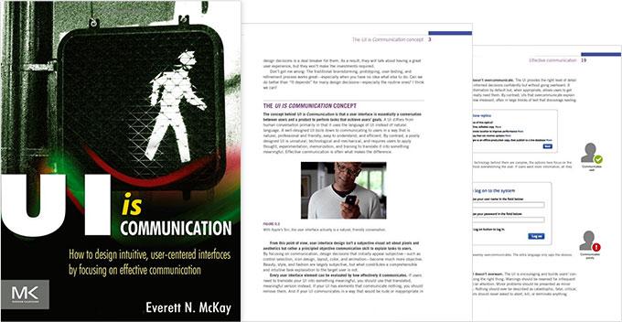 UI is Communication UI design book