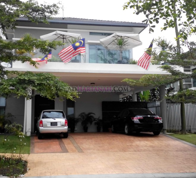Bangi Lakehill Villas