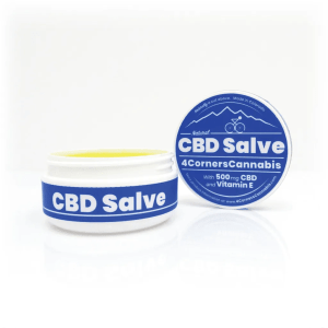 4 Corners CBD Salve 500mg