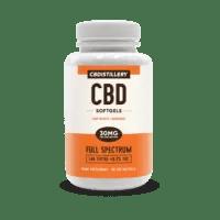 cbdistillery full spectrum capsules