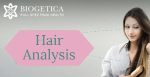 Hair analysis, biogetica