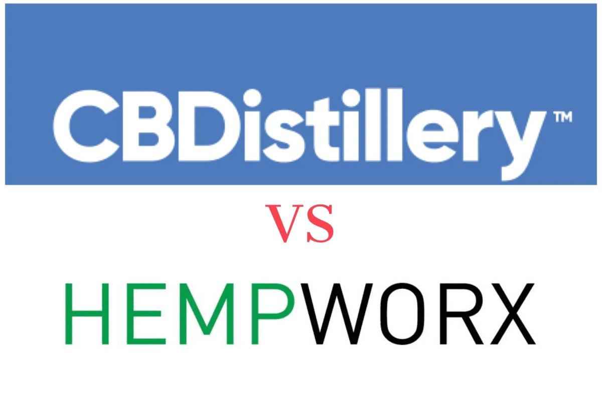 Hempworx vs cbdistillery, cbdistillery vs Hempworx, how does hempworx compare to cbdistillery, how does CBDistillery compare to hempworx, hempworx, cbdistillery