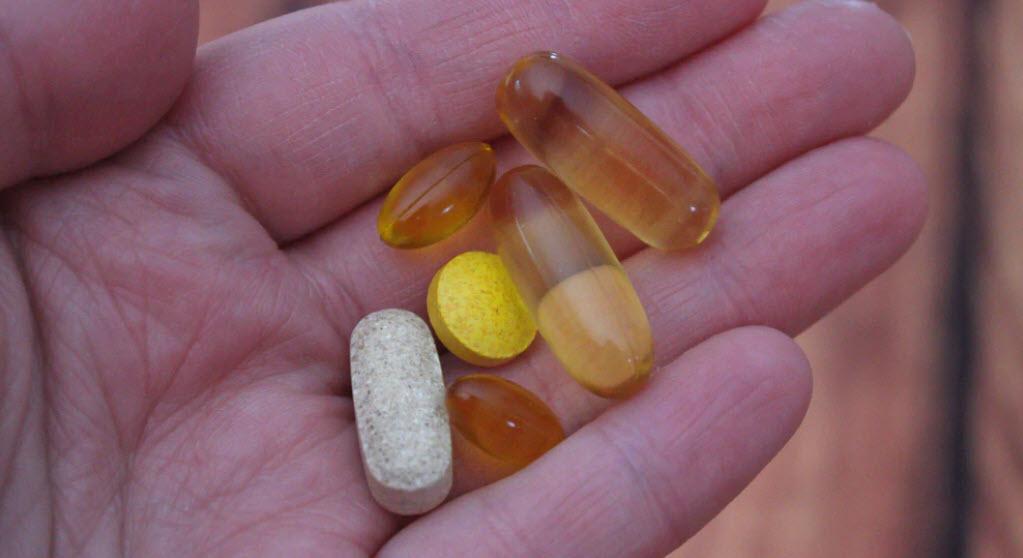 Visolie-capsules