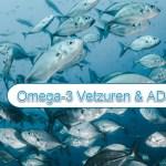 omega 3 vetzuren voor ADHD