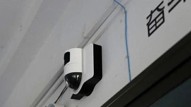 """杭州一中学教室装""""天眼""""引发争议。(Public Domain)"""
