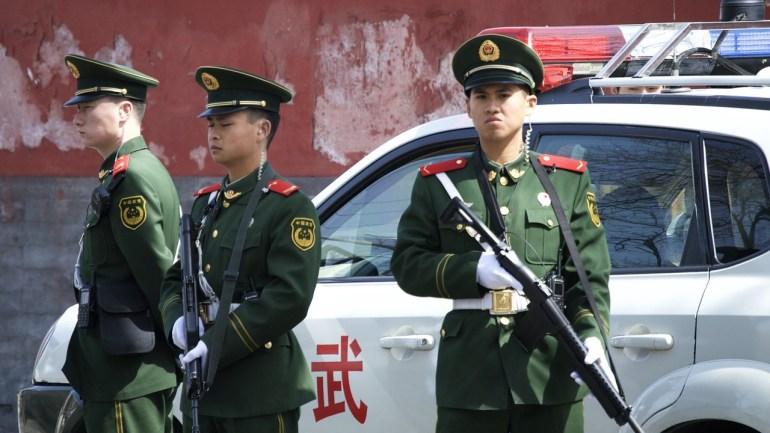 江西省130余名全能神教会基督徒被抓捕