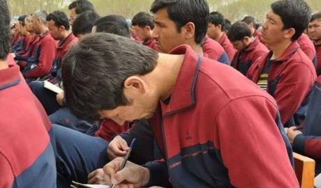 新疆职业培训中心:大肆采购警棍手铐