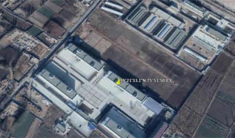 规模惊人:外媒暗访新疆再教育营