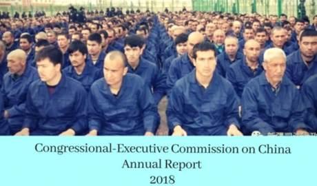美国会报告: 中国法治人权全面恶化