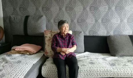 黄琦母亲担忧儿子死在狱中。