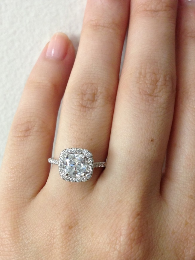 Cushion Cut Diamonds Archives Adiamor Blog