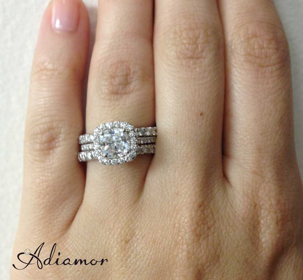 How Do People Like To Wear Wedding Bands Adiamor