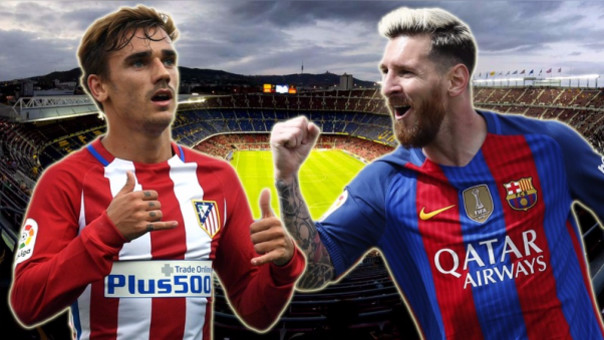 Ver Barcelona vs Atlético Madrid online gratis en Android