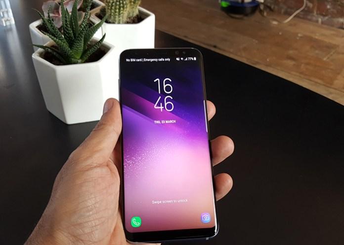 Galaxy S8 Portada 2