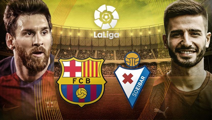 Ver FC Barcelona Vs Eibar online gratis en Android