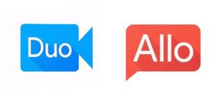 Google Allo y Duo se integran