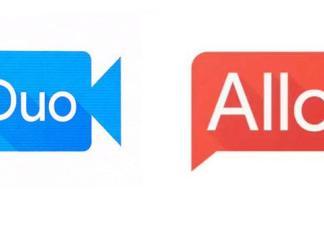 Google Allo y Duo se integran