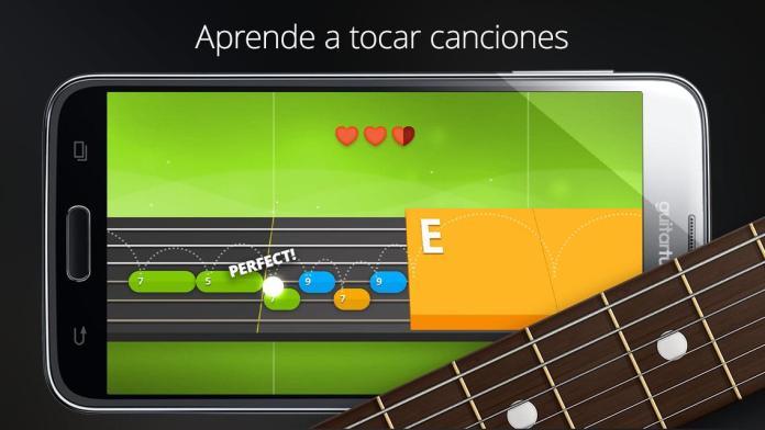 Las mejores aplicaciones para guitarristas