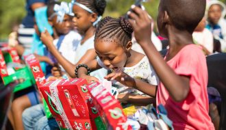 Botswana - Operation Christmas CHild