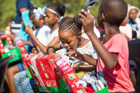 Botswana - Operation Christmas CHild