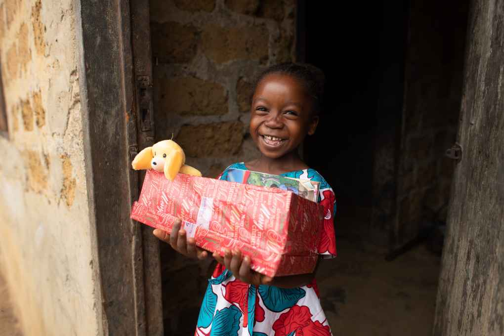 Liberia - Operation Christmas Child