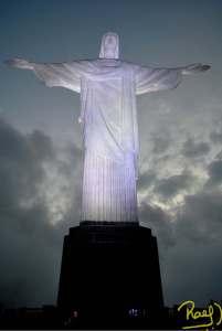 El Cristo Redentor es el protector de Río