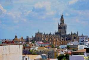 La Giralda fue la torre más alta de España