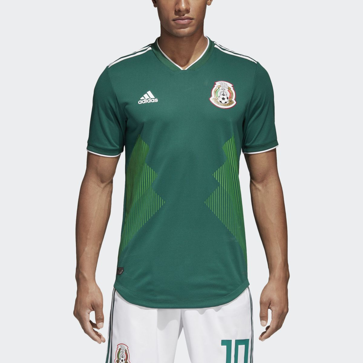adf1a604ff8 17008. Mexico will have a new jersey 100% made in Mexico ...