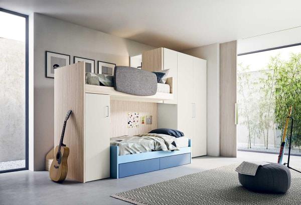 Scopri tutte le camerette per bambini e ragazzi: Camerette Clever Adiemmedesign