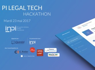 PI Legal Tech – Hackathon – 23 mai 2017
