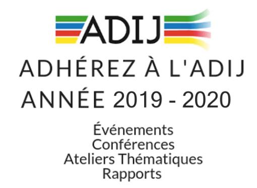 Rejoignez-nous ! Adhésion 2020