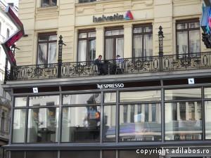 functionari la munca in Viena