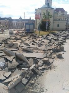 centru cutremurat in Oradea