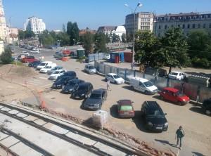 parcare centru Unirii
