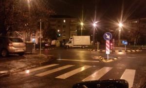 camion giratie noaptea Oradea (6)